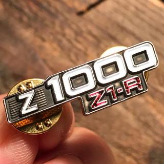 カワサキ(カワサキ)の* Kawasaki 正規品 Z1000 Z1-R オートバイ Pins *(装備/装具)