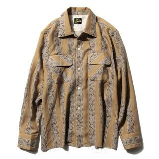 ニードルス(Needles)のNeedles 18SS Classic Shirt Tencel Cloth (シャツ)