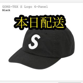 シュプリーム(Supreme)のSupreme GORE-TEX S Logo 6-Panel 黒色(キャップ)