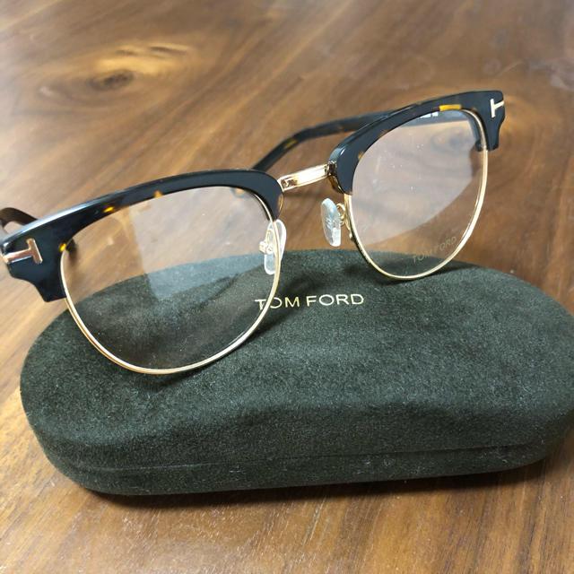 TOM FORD(トムフォード)のTOMFORD トムフォード メガネフレーム  メンズのファッション小物(サングラス/メガネ)の商品写真