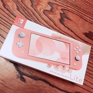 任天堂 - 即支払可能な方のみ! 新品☆未開封 Nintendo Switch Lite