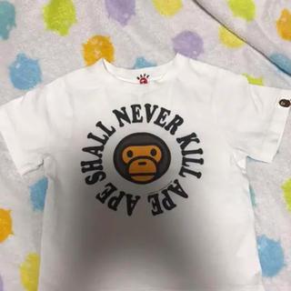 アベイシングエイプ(A BATHING APE)のエイプ100センチセット売り(Tシャツ/カットソー)