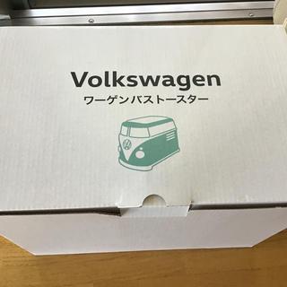 フォルクスワーゲン(Volkswagen)のvolkswagenトースター新品(調理機器)