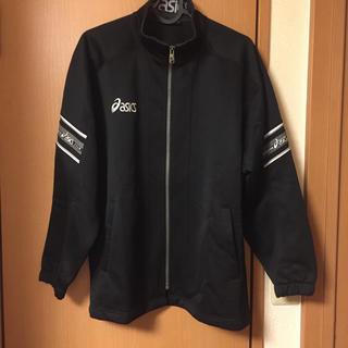 アシックス(asics)のasics AthleticGEAR ジャージ ブラック サイズSS(その他)