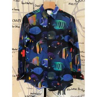 ポールスミス(Paul Smith)のポールスミス TROPICAL FISH PRINT シャツ(シャツ)