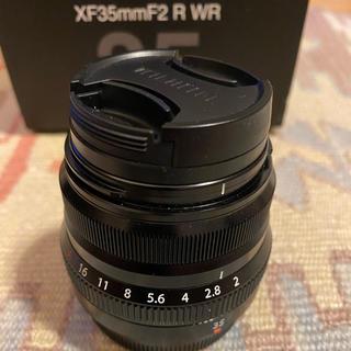 富士フイルム - fujifilm xf35mm f2 R WR 富士フイルム