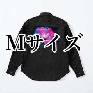 Supreme - supreme/yohji yamamoto yamamoto shirt 黒M
