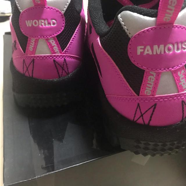 Supreme(シュプリーム)のNIKE Supreme AIR HUMARA 17 エアフマラ 27 メンズの靴/シューズ(スニーカー)の商品写真