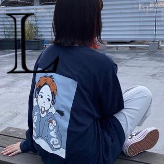 カーハート(carhartt)のover print carhartt pocket logo tee(Tシャツ(長袖/七分))