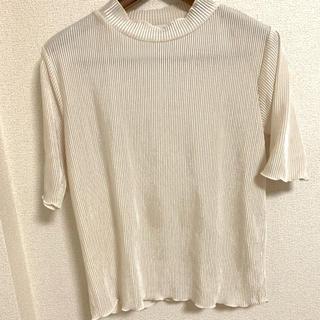 イエナスローブ(IENA SLOBE)のハイネックリブシャツ(Tシャツ(半袖/袖なし))