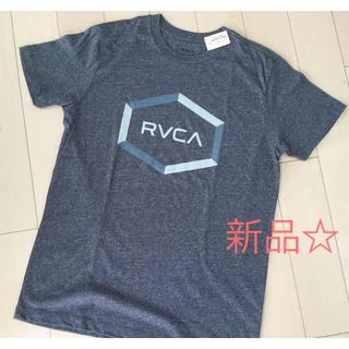 ルーカ(RVCA)の新品タグ付き☆RVCA メンズ Tシャツ S (Tシャツ/カットソー(半袖/袖なし))