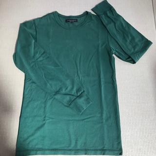シップス(SHIPS)のシップス ジェネラル サプライ 無地 ロンT・カットソー(Tシャツ/カットソー(七分/長袖))