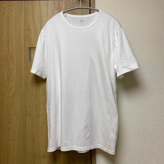 ギャップ(GAP)の【2枚セット】  GAP  Tシャツ  Lサイズ  白黒2枚セット(Tシャツ/カットソー(半袖/袖なし))