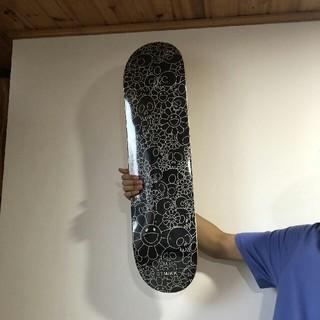 メディコムトイ(MEDICOM TOY)の新品 SKULLS & FLOWER DECK 村上隆 kaikaikiki(スケートボード)