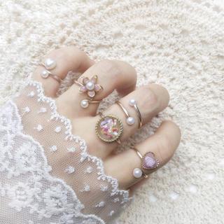指輪セット【Z】ワイヤーリング