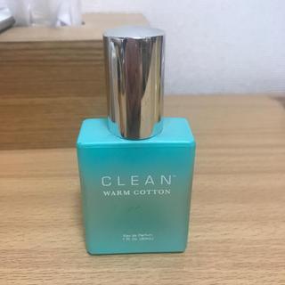 クリーン(CLEAN)のCLEAN  WARM  COTTON  香水(ユニセックス)