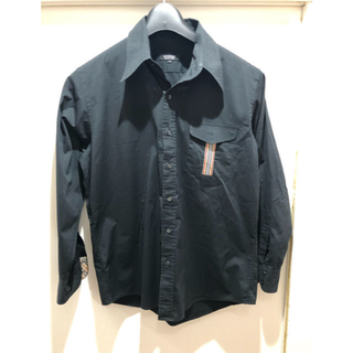 バーバリーブラックレーベル(BURBERRY BLACK LABEL)のバーバリーブラックレーベル シャツ サイズ3(シャツ)