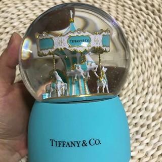 Tiffany & Co. - ★Tiffany&Co.オルゴール&スノードーム 海外 限定 非売品 プレゼント