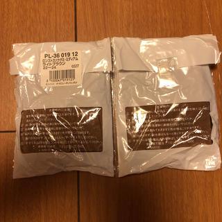 セシール(cecile)のストッキング ロングストッキング 2足セット 新品(タイツ/ストッキング)