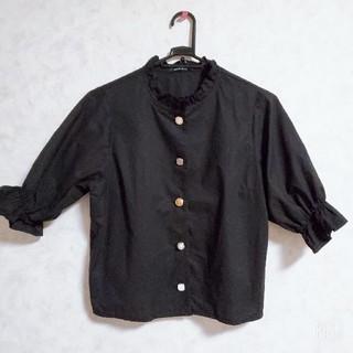 ワンウェイ(one*way)のパフスリーブシャツ/ブラウス(シャツ/ブラウス(半袖/袖なし))