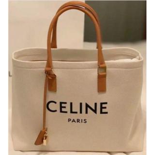 celine - CELINE ホリゾンタル キャンバス トート バック 2019-2020AW