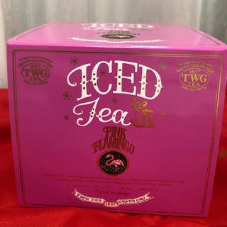 箱なし!TWG ピンクフラミンゴティー アイス (茶)