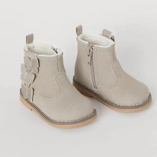 エイチアンドエム(H&M)の新品・タグ付き!ブーツ(14.5cm)(ブーツ)