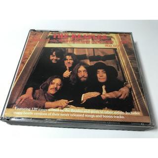 ビートルズCD4枚セット「GAVE AWAY 1963-1990」(ポップス/ロック(洋楽))