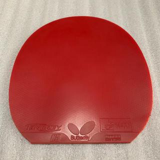 バタフライ(BUTTERFLY)の☆最終価格☆ テナジー05 赤 特厚 卓球 ラバー バタフライ(卓球)