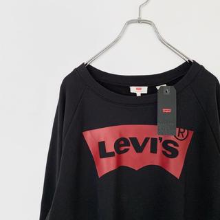 リーバイス(Levi's)の本日削除 levi's リーバイス バットウィングロゴ スウェット トレーナー (スウェット)