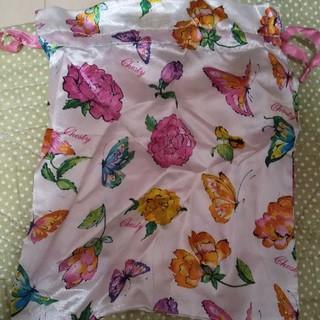 チェスティ(Chesty)のチェスティ 巾着 蝶々、花柄(ポーチ)