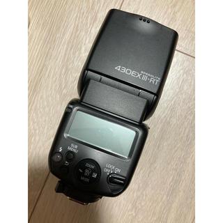 キヤノン(Canon)のCanon スピードライト 430EXⅢ aRT(ストロボ/照明)