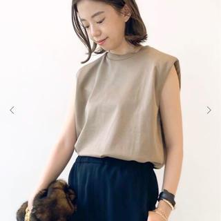 DEUXIEME CLASSE - ☆DEUXIEME CLASSE☆COL PIERROTドレスアップTシャツ新品