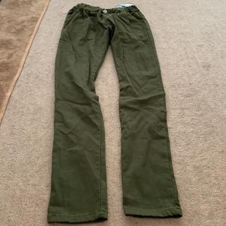 新品 キッズ 男の子 150 パンツ 長ズボン ズボン カラーパンツ