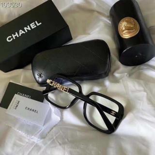 CHANEL - CHANEL メガネ 伊達メガネ