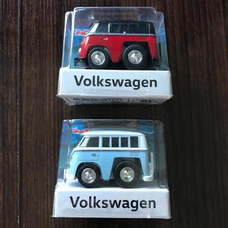 フォルクスワーゲン(Volkswagen)のフォルクスワーゲン バス チョロQ 新品未使用非売品(ミニカー)