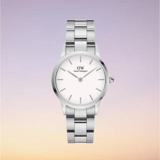 Daniel Wellington - 安心保証付!最新作【28㎜】ダニエル ウェリントン腕時計 Iconic Link