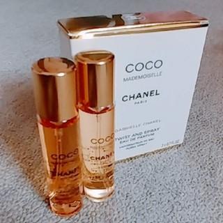 CHANEL - ココマドモアゼル 新品リフィル2本