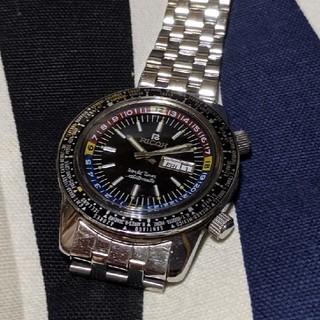 リコー(RICOH)のRICOHダイバー 美品(腕時計(アナログ))