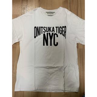 オニツカタイガー(Onitsuka Tiger)のオニツカタイガー NYC ビックT Mサイズ(Tシャツ/カットソー(半袖/袖なし))
