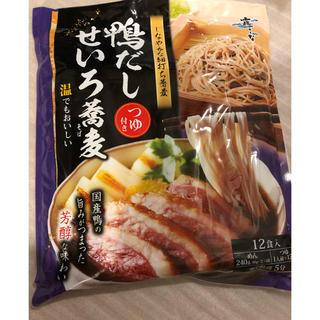 コストコ(コストコ)のコストコ 鴨だしせいろ蕎麦 6食分(麺類)