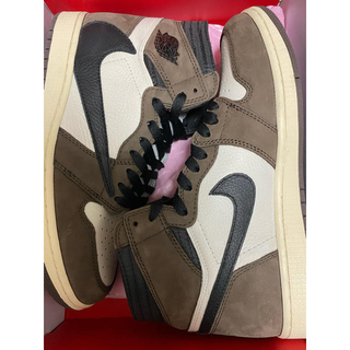 AIR JORDAN 1 HIGH OG TRAVIS SCOTT