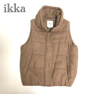 ikka - ikka ベスト イッカ Lサイズ