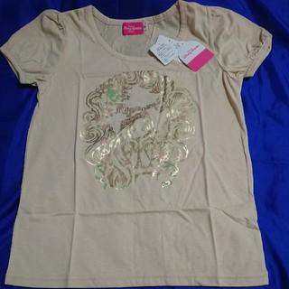 ラプンツェル - 東京ディズニーリゾート ラプンツェル Tシャツ ベージュ レディースM