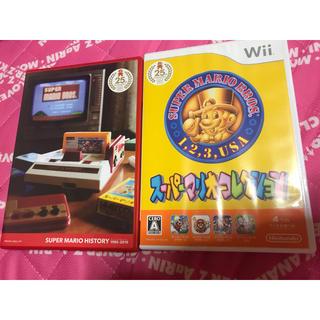 Wii - スーパーマリオコレクション Wii
