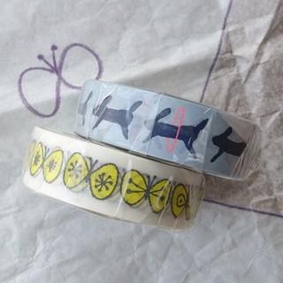 ミナペルホネン(mina perhonen)のミナペルホネン マスキングテープ(テープ/マスキングテープ)