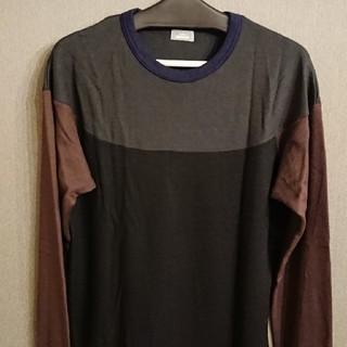 カラー(kolor)のKOLOR BEACON 15AW    ウールカットソー  サイズ: 3(ニット/セーター)