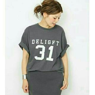 DEUXIEME CLASSE - 【AMERICANA/アメリカーナ】 31 Tシャツ ドゥーズィエムクラス