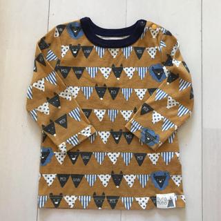 futafuta - フタフタ 長袖Tシャツ ロンT 80