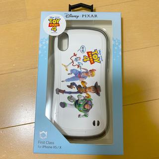 トイストーリー(トイ・ストーリー)のiFace♡トイストーリー4♡iPhoneX.XS対応ケース(iPhoneケース)